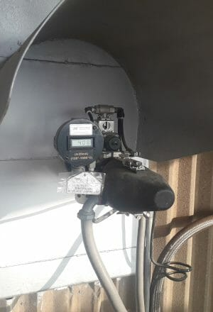 Infrared Boiler Thermometer